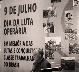José Luiz Del Roio. FOTO: Paulinho Cavalcanti