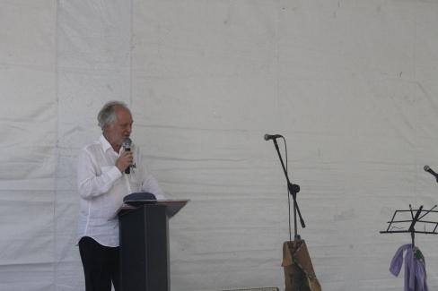José Luiz Del Roio (Foto: IAP)